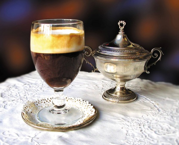 холодный кофе рецепты