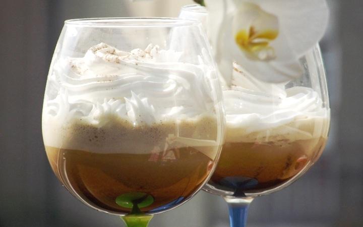 холодный кофе рецепт с фото