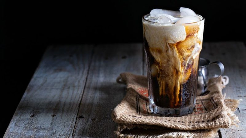 холодный кофе рецепт