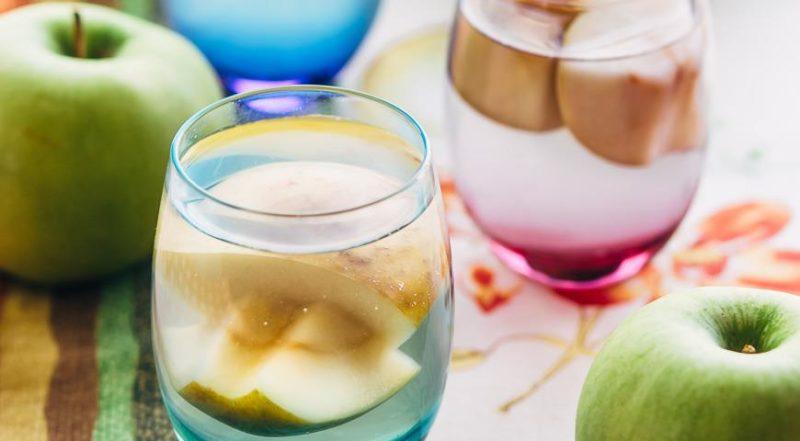 яблочный компот рецепт