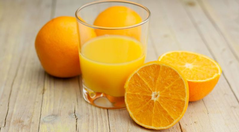 апельсиновый сок