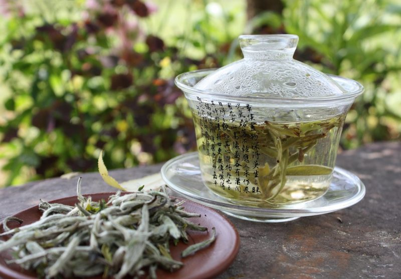 белый чай рецепт