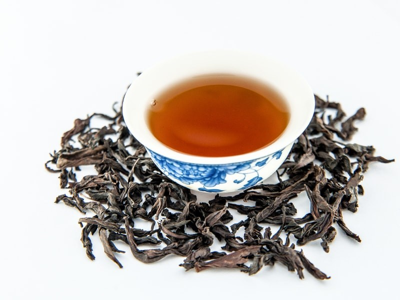 вкусный чай да хун пао