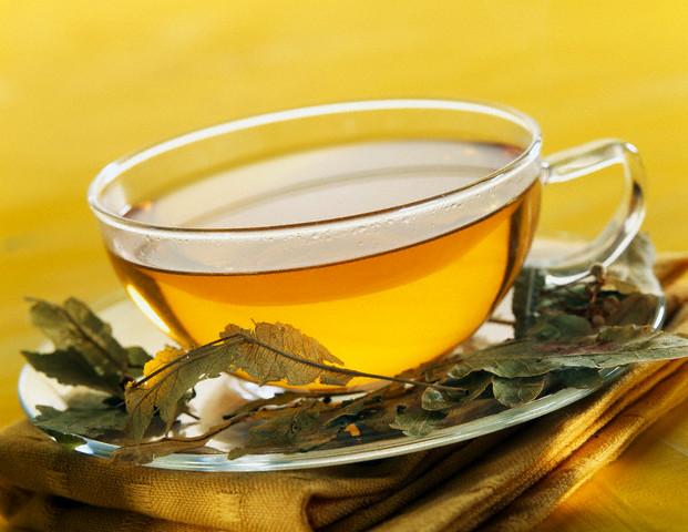 желтый чай