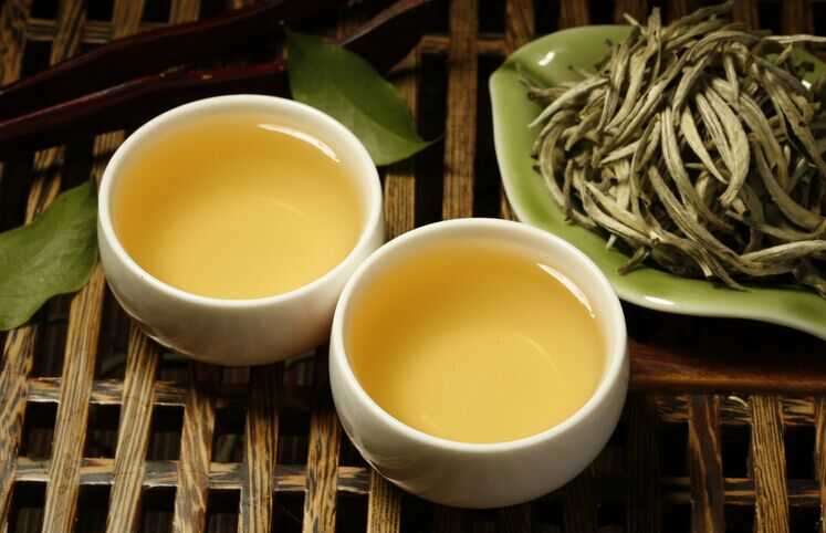 как готовить белый чай