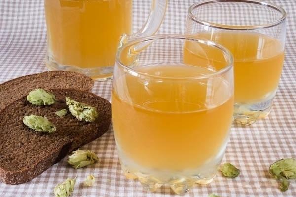 как готовить квас из березового сока