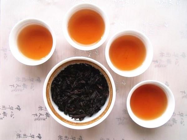 как готовить чай да хун пао