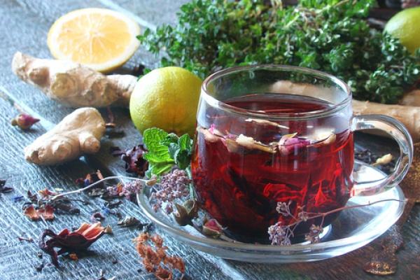 как готовить чай каркаде