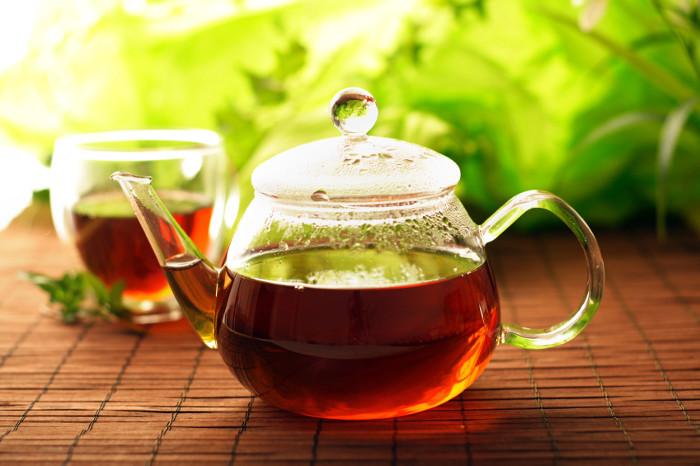 как готовить чай ройбуш