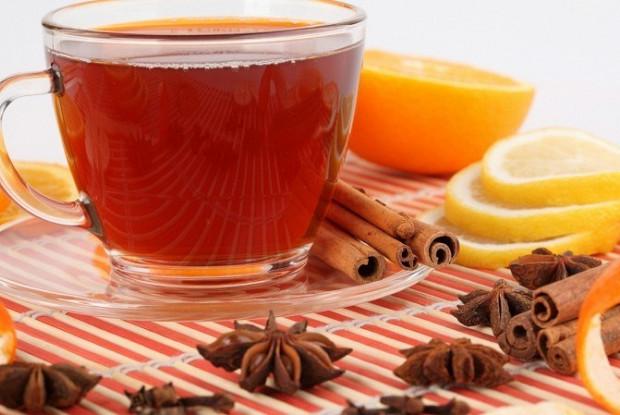 как готовить чай с имбирем