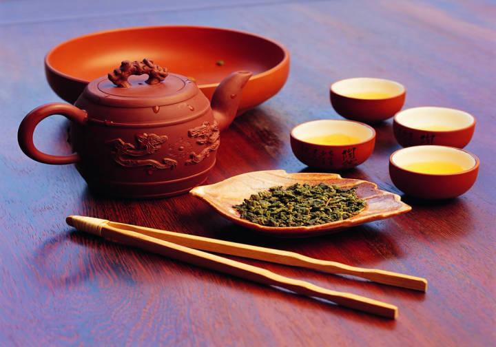 как приготовить китайский чай