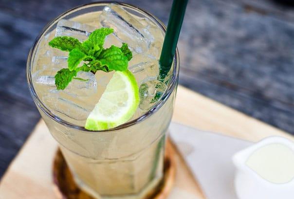 как приготовить лимонный сок