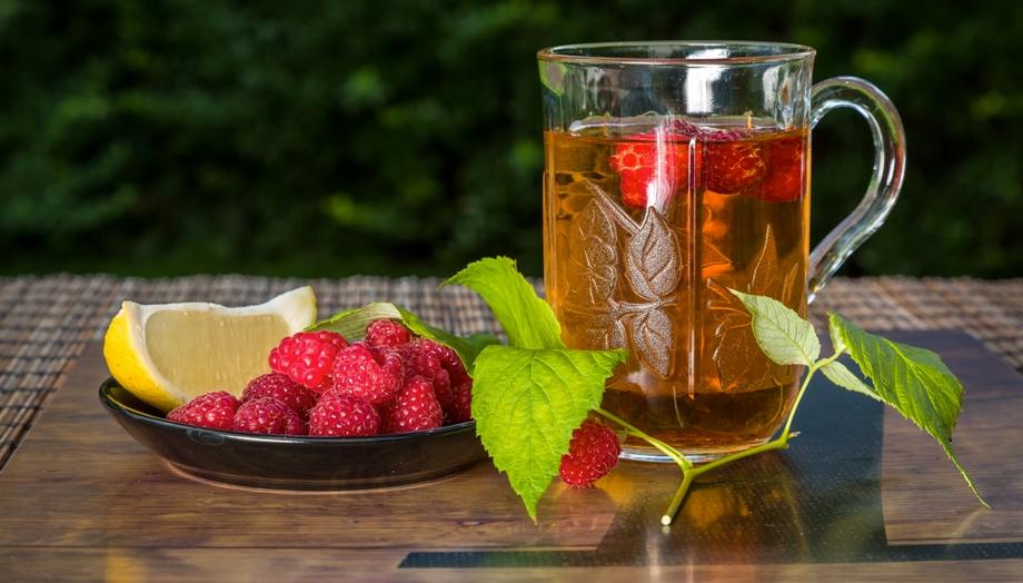 Подушек, картинки чай с малиной