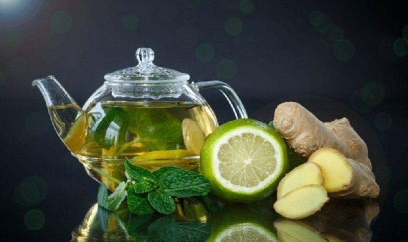 как приготовить мятный чай