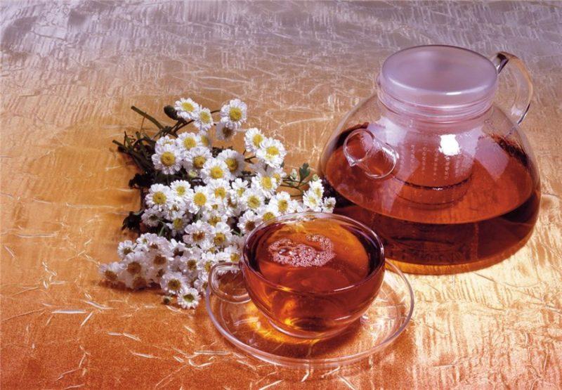как приготовить успокаивающий чай