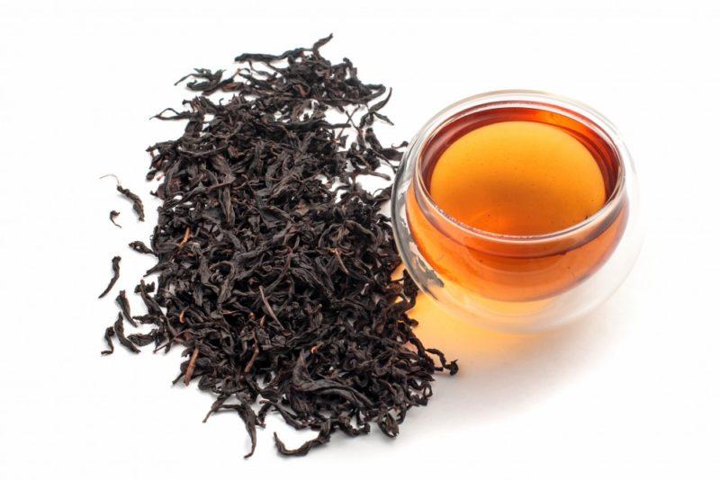 как приготовить чай да хун пао