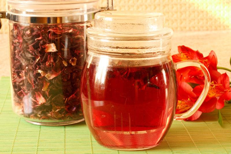 как приготовить чай каркаде