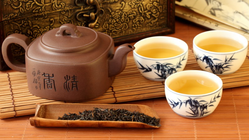 как приготовить чай улун