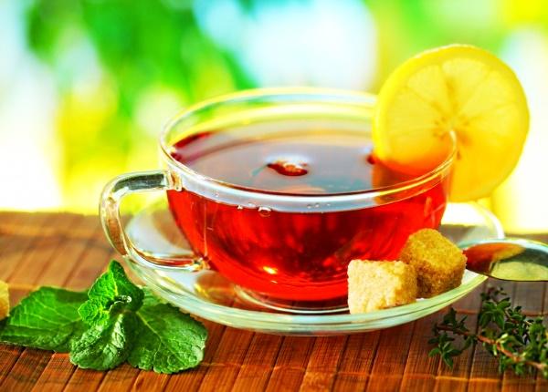 как приготовить черный чай