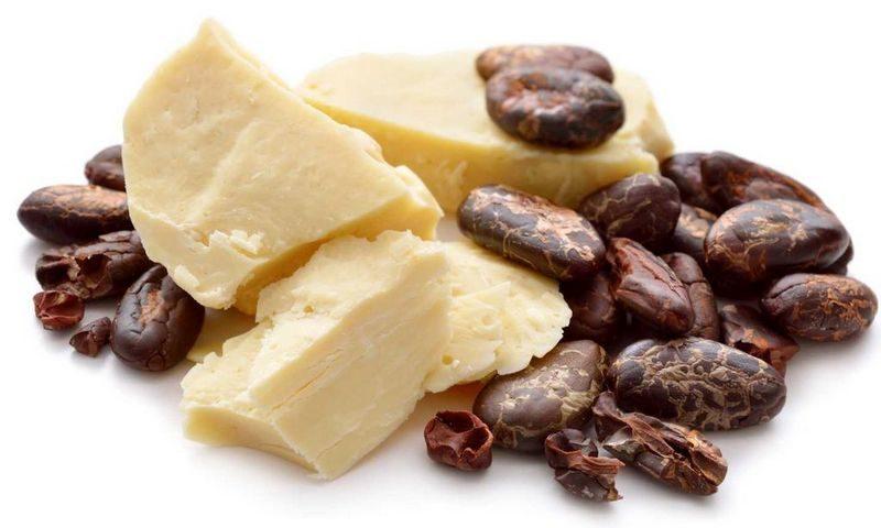 масло какао рецепт