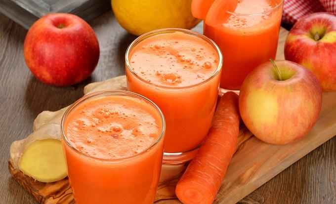 морковный сок рецепт