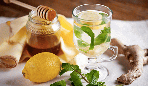 мятный чай рецепт приготовления