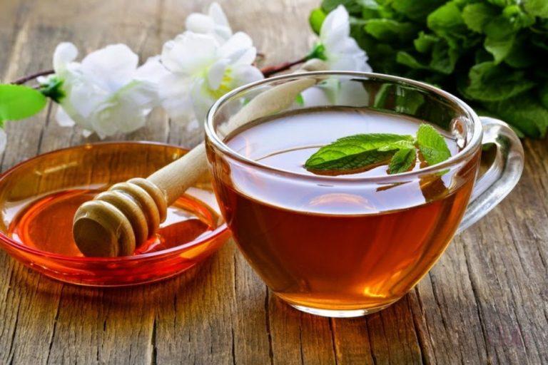 чай с ромашкой и мятой свойства