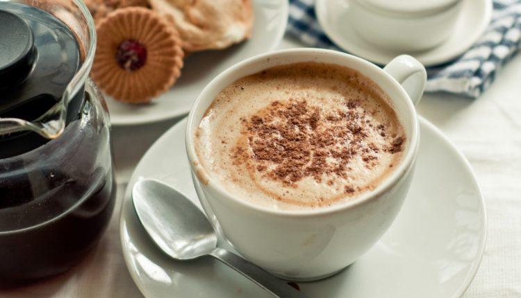 рецепт какао