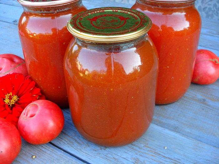 томатный сок рецепт
