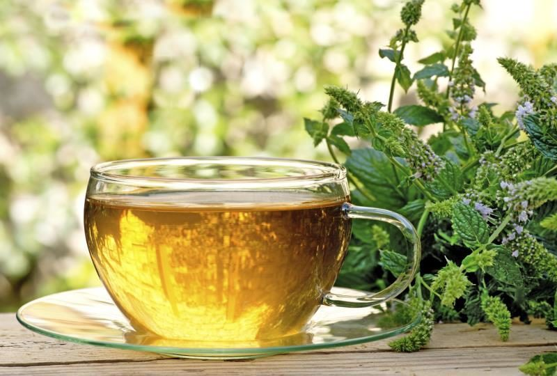 травяной чай рецепты