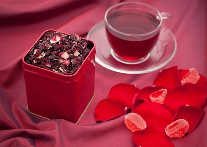 чай каркаде рецепт приготовления