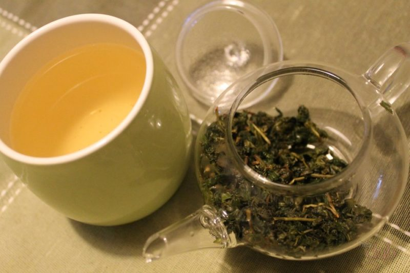 чай улун рецепт